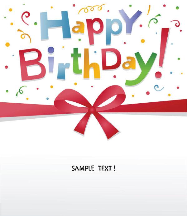 Happy Birthday design ...