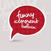 Link toSet of funny speech bubbles vector 04