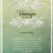 Link toVintage cover the background free vector 01
