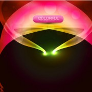 Link toSet of abstract light vectot background 01