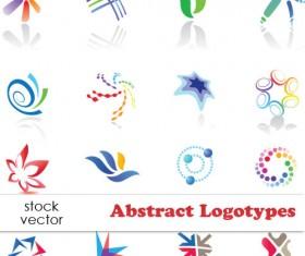 Creative Logotypes design elements vector
