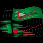 Link toBusiness figure on k-line vector 01