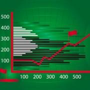 Link toBusiness figure on k-line vector 02