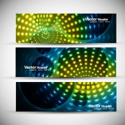 Link toAbstract colorful design elements banner vector 01