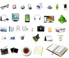 Commonly used icon Set