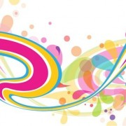Link toAbstract colorful vector background