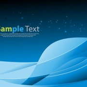 Link toAbstract blue space background vector graphic