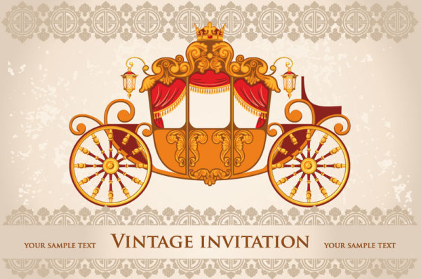 Vintage invitation cards background vector 02 free download vintage invitation cards background vector 02 stopboris Image collections