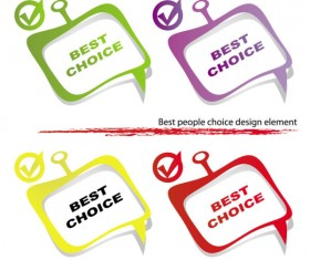 best Creative Label free vector part-5