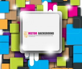 Stylish Creative vector Label 01