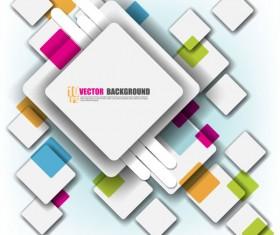 Stylish Creative vector Label 02