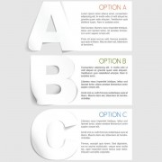 Link toCreative label stickers free vector 03