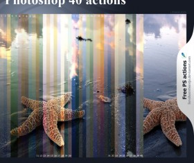 photoshop 40 actions