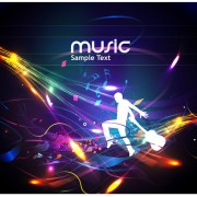 Link toMusic party - vector backgrounds part 04