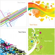 Link toAbstract creative color free vector backgrounds