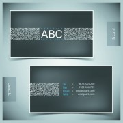 Link toCreative business cards vector background 02
