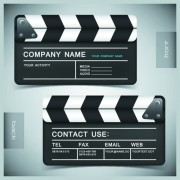Link toCreative business cards vector background 03