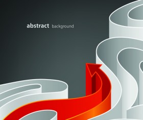 abstract Maze vector background 01