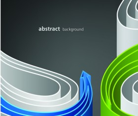 abstract Maze vector background 02