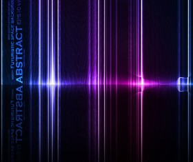 futuristic space Abstract background vector 05