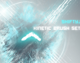 Kinetic Brush Set