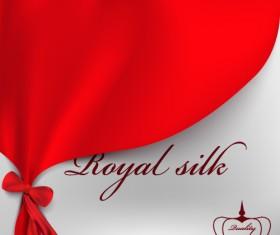 royal silk gift cards vector 03