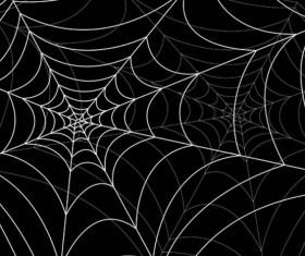 spiderweb design elements vector 05