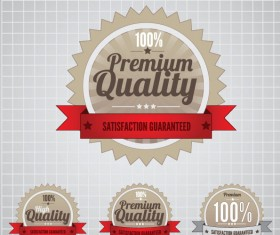 quality 100% labels vector 01