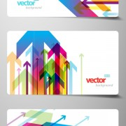 Link toCreative cards background vector 04