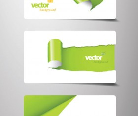 Creative cards background vector 05