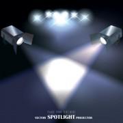 Link toSpotlight irradiate effect background vector 04
