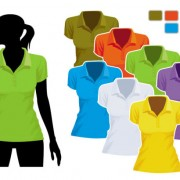 Link toMens and womens clothing design elements vector  01