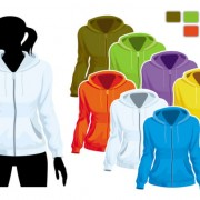 Link toMens and womens clothing design elements vector  02