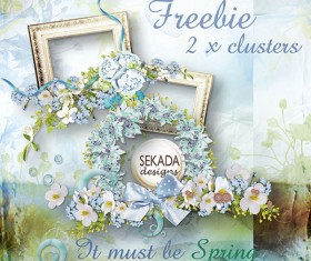 Wedding Photo frame png background 03