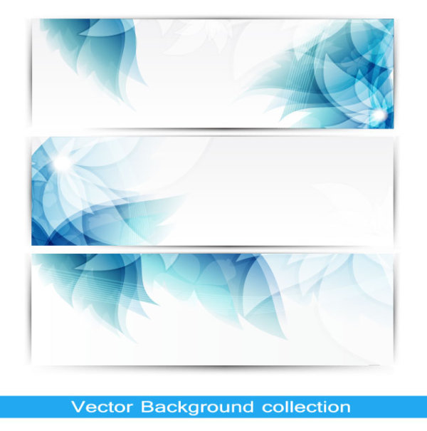 Banner design elements Abstract of vector 02 - Vector Abstract ...