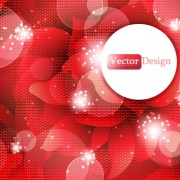 Link toSet of abstract shiny vector background 03