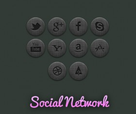 share Social Network icon psd