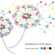 Link toSet of rgb color elements vector 05