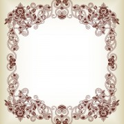 Link toElements of floral borders vector 01