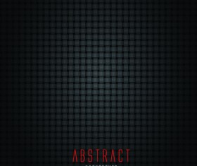 Abstract Black Backgrounds elements vector 05