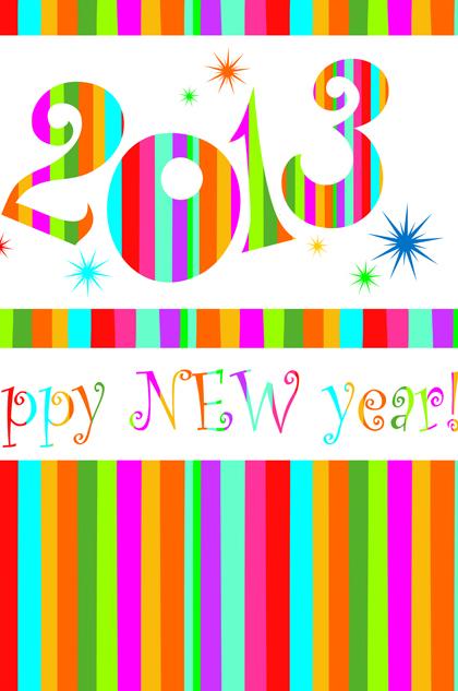 2013 calendars design elements vector 01