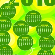 Link to2013 calendars design elements vector 05