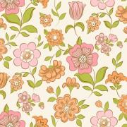 Link toSet of floral patterns elements vector 05