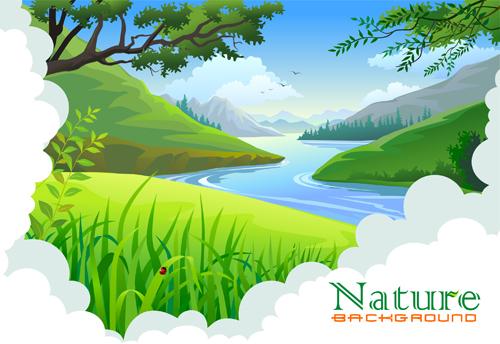 vector clip art nature - photo #21