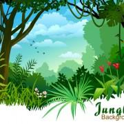 Link toGreen of nature elements vector 04