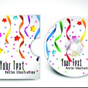 Link toAbstract cd cover vector background 03