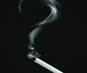 Set of No smoking design elements vector 04