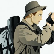 Link toSet of photographer design elements vector 05