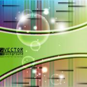 Link toSet of ornate waves vector background 35