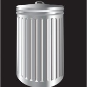 Link toColorful trash can vector 03
